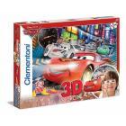 Cars 3D Puzzle 104 pezzi (20044)