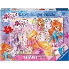 Puzzle Winx Puzzle 24 Giant Pavimento 4 (03048)