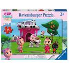 Puzzle 24 Giant Pavimento Cry Babies (03050)
