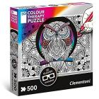 Therapy Puzzle 3D Color Gufo  (35050)
