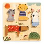 Woodypets  Puzzle legno animali (DJ01051)