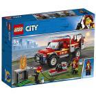 Fuoristrada Dei Vigili Del Fuoco - Lego City (60231)