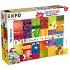 Expo Puzzle Double Face Supermaxi (50550)