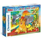 The Lion Guard: Epic Roar Maxi 24 pezzi (24056)