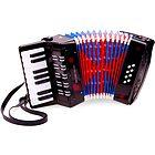 Fisarmonica con libro di musica (10057)