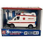 Ambulanza a frizione 15 cm