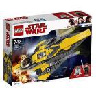 Jedi Starfighter di Anakin - Lego Star Wars (75214)
