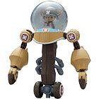 One Piece Chopper Robo S 2 Heavy Armor -  Model Kit (2350703)