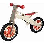 Biciceltta senza pedali in legno Runbike Rossa (22006)