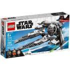 Black Ace TIE Interceptor - Lego Star Wars (75242)