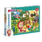 Puzzle 104 pezzi Masha 27069