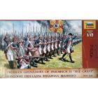 Soldati Granatieri prussiani 1/72 (8071)