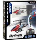 Sky Knight Elicottero Infrarossi 3 Canali con Luci