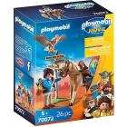 Playmobil: The Movie Marla Con Cavallo (70072)