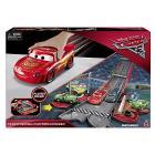 Saetta McQueen Veicolo Playset Trasformabile Cars 3 (FCW04)