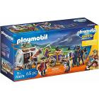 Playmobil: The Movie Charlie Con Carro Prigione (70073)