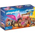 Playmobil: The Movie Marla e Del con Cavallo Alato (70074)