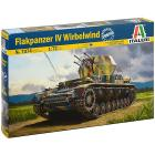 Carro armato Flakpanzer Iv Wirbelwind 1/72 (IT7074)