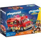 Playmobil: The Movie Food Truck di Del (70075)