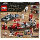 Inseguimento sullo Speeder Pasaana - Lego Star Wars (75250)
