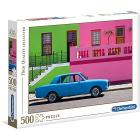 Puzzle 500 The Blue Car