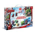 Edu Kit 4 In 1 Avengers (13077)
