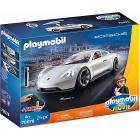 Playmobil: The Movie Porsche Mission-E di Rex Dasher (70078)