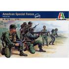 Soldati Forze speciali U.S. Guerra Vietnam 1/72 (IT6078)