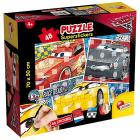 Puzzle Superstickers 48 Cars 3 (60795)