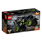 Monster Jam Grave Digger - Lego Technic (42118)