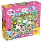 Puzzle Superstickers 48 Hello Kitty (60818)