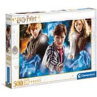 Puzzle 500 Harry Potter 35082