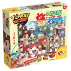Puzzle Superstickers 48 Yokai Watch (60825)