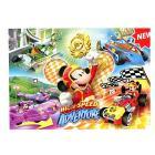 Puzzle 104 pezzi Mickey 27985