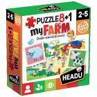 Puzzle 8 + 1 Farm (IT20867)