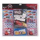 Cars Mega Sticker Set