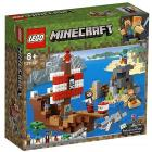 Avventura sul galeone dei pirati - Lego Minecraft (21152)