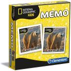 Memo Games National Geographic