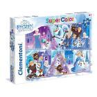 Puzzle 104 pezzi Frozen 27094