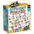 Montessori Alphabet Puzzle 3D (IT20973)