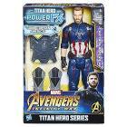 Capitan America + Zaino. Titan Hero Avengers Infinity Wars (FIGU2722)