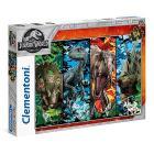 Puzzle 104 2 Jurassic World (27099)