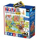 Easy English 100 Words Farm (IT20997)