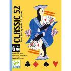 Classic 52 mazzo di carte (DJ05100)