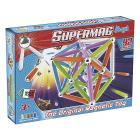 Supermag Maxi Neon 92 pezzi Gioco di Costruzioni Magnetico (94942)