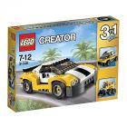 Auto sportiva gialla - Lego Creator (31046)