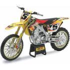 Moto Newr Lux Racing Dirt Bike 1:12 (44103)