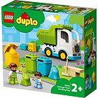 Camion della spazzatura e riciclaggio - Lego Duplo Town (10945)