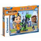 Puzzle 104 Rusty Rivets (27104)