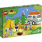 Avventura in famiglia sul camper van - Lego Duplo Town (10946)